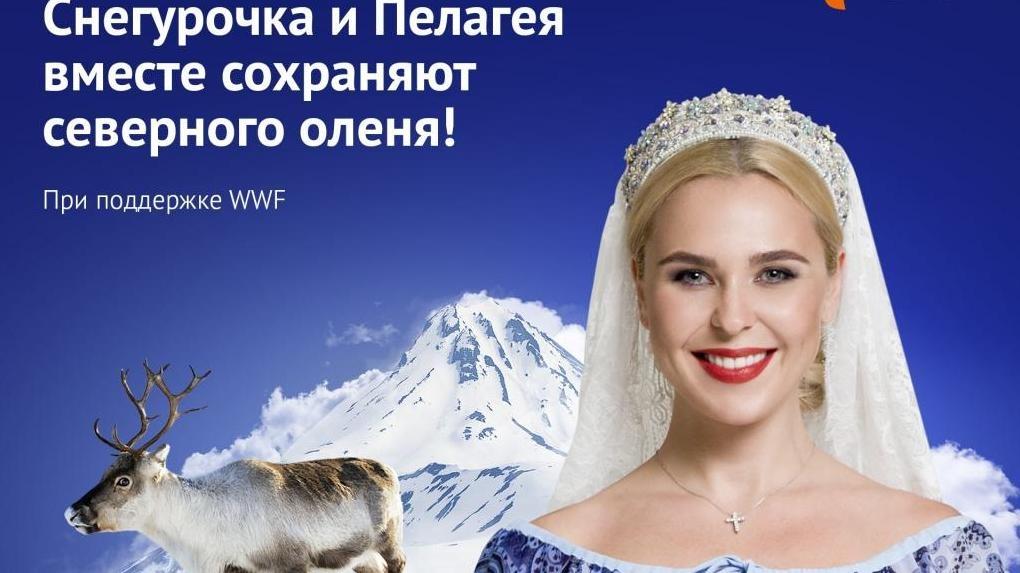 Знаменитая певица из Новосибирска Пелагея стала защитницей северных оленей