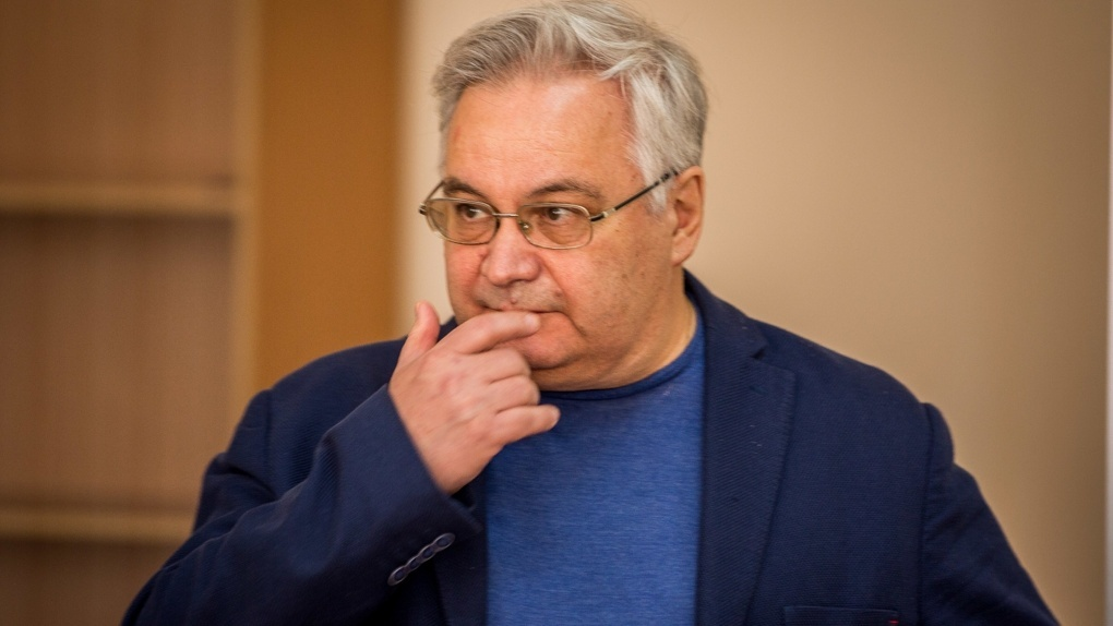Новосибирского экс-директора НИИТО обвинили в хищении 1,3 млрд рублей