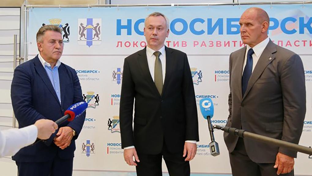 Новосибирские власти и депутаты намерены вывести Новосибирск в лидеры