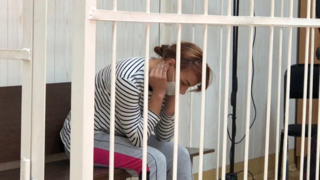 В Омске мать 1,5 годовалого Максима, которого били и связывали, готова взять всю вину на себя