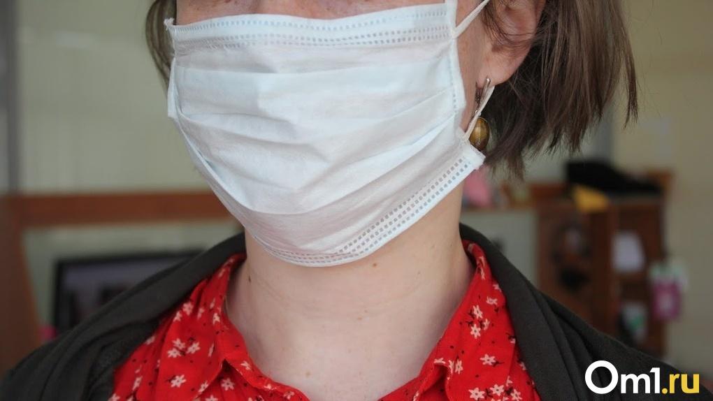 В Омске проверили, как горожане соблюдают «масочный» режим