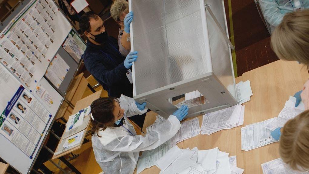 Обнародован окончательный список депутатов новосибирского горсовета: публикуем результаты выборов