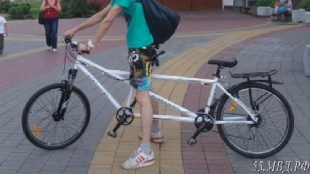 Омич вместо визита к следователю пошёл воровать велосипеды