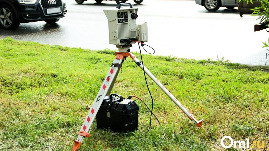 Нейросеть в помощь. Камеры на омских дорогах научатся ловить нарушителей дистанции