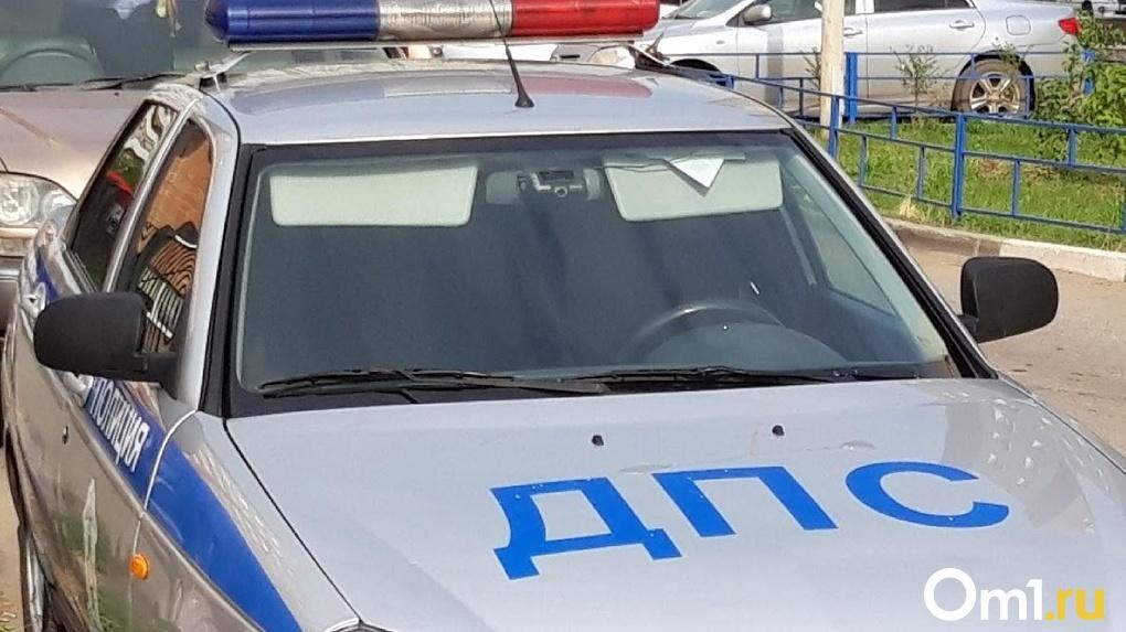 В Омске первого сентября первоклассника сбила машина