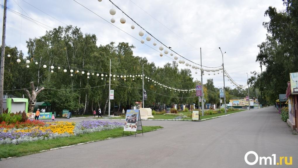 Коронавирус сыграл на руку застройщику ТЦ в главном парке Омска