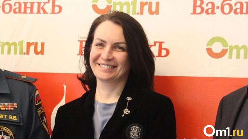 Оксана Фадина посетила ещё два района Омской области