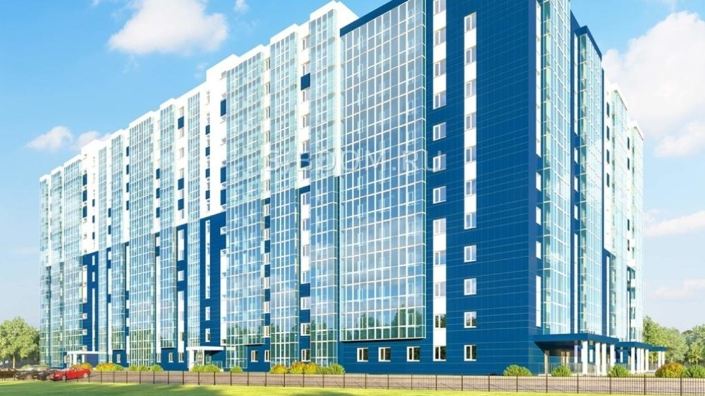 Росгвардия отказалась от претензий к мэрии Новосибирска из-за опасной для полётов многоэтажки