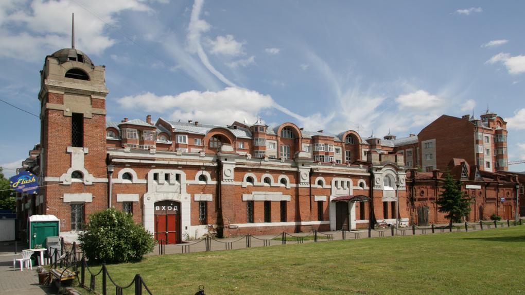 Крупный новосибирский застройщик выкупил архитектурный комплекс в Томске