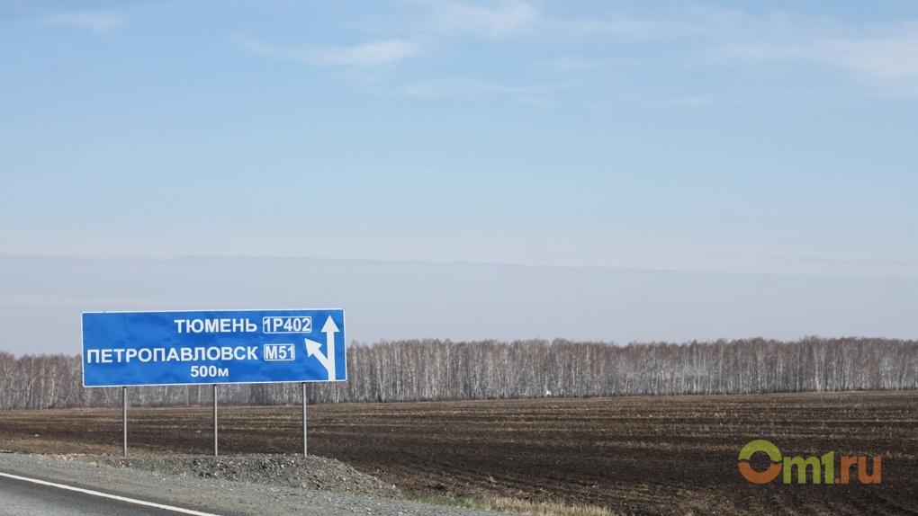 Пробки на границе Казахстана и Омской области создаются из-за трудовых мигрантов