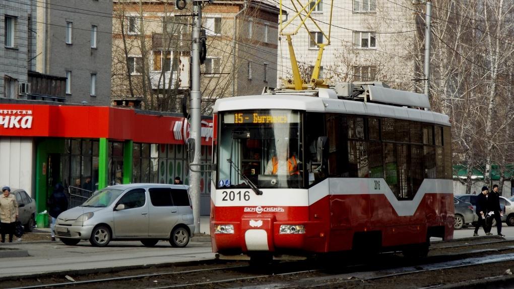 В Новосибирск привезут 10 поддержанных столичных трамваев