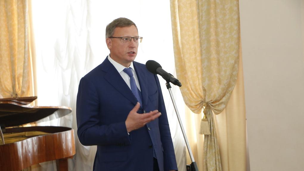 Александр Бурков подписал соглашение о проведении в Омске Дельфийских игр