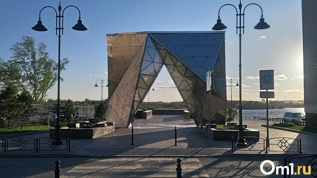 В центре Омска можно построить коттедж или дом. Мэр Фадина обеспокоена этим фактом