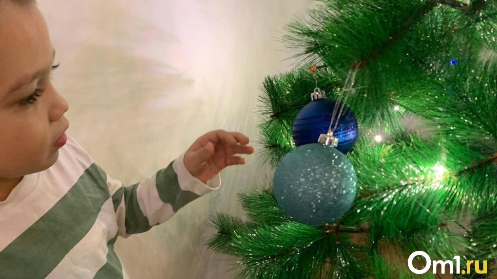 Почему дети останутся без новогодних подарков, объяснила замминистра труда Новосибирской области