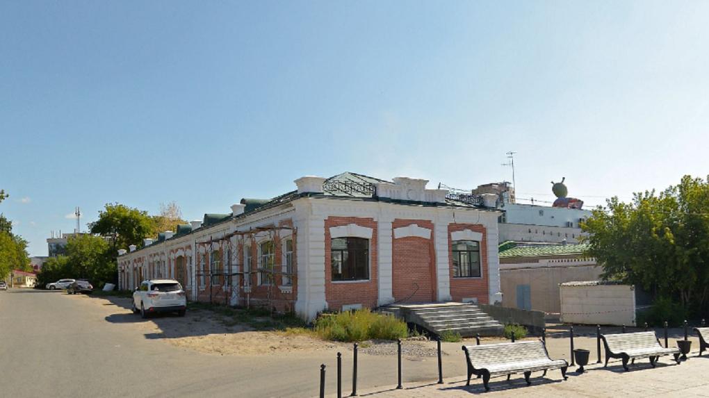В отреставрированном здании на Любинском проспекте Омска откроют грузинский ресторан