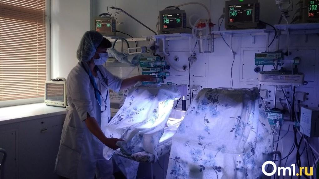 В Омске родился первый в России ребёнок с коронавирусом