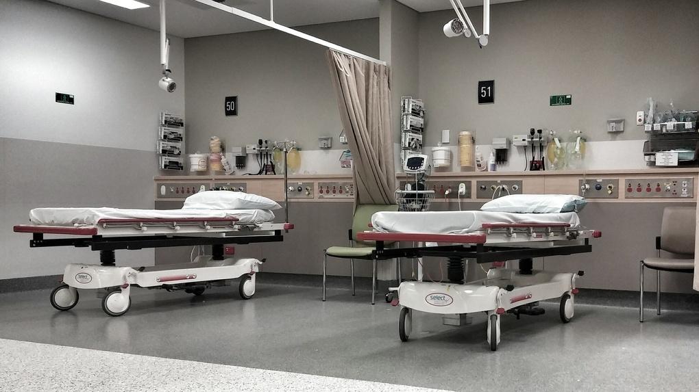 Длябольных гриппом вомских больницах приготовили 450 коек