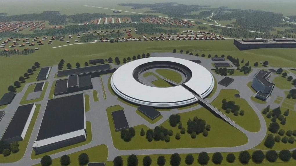 Минстрой Новосибирской области проконтролирует строительство СКИФа в «Академгородке 2.0»