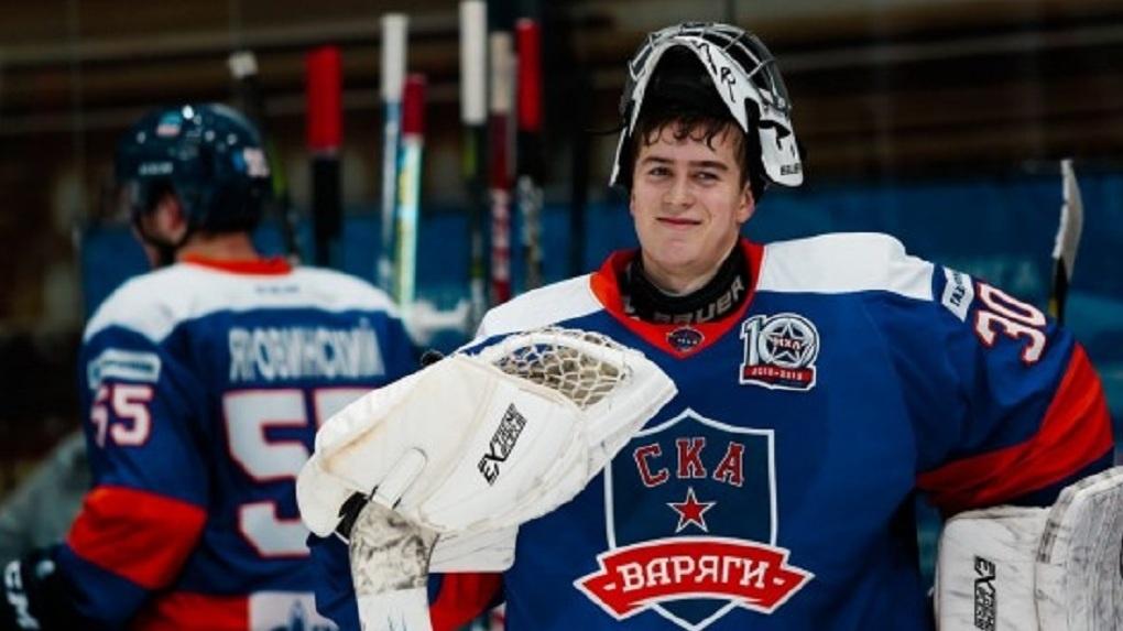 Воспитанника омского хоккея могут выбрать на драфте НХЛ под пятым номером