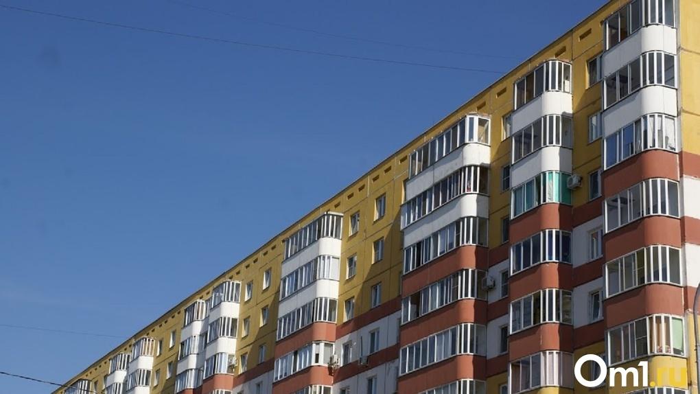 Новый жилой район в Омске «Брусника» построят около Замарайки