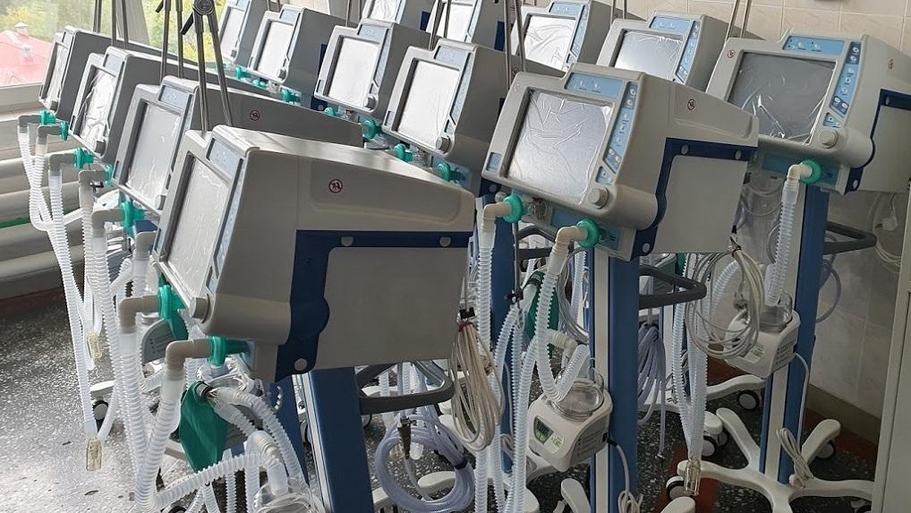 Новосибирская область закупит 300 кислородных концентраторов для медучреждений