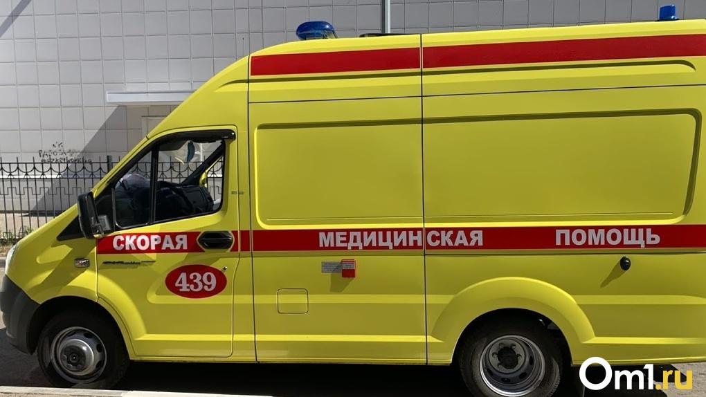Омские частные скорые получат доплаты за работу с COVID-19