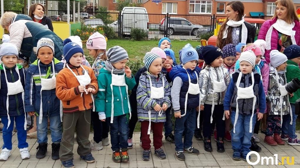 Омский Роспотребнадзор рассказал, нужно ли делать ребенку тест на COVID-19, чтобы его приняли в сад