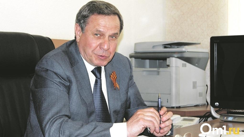 Экс-губернатор Новосибирской области Владимир Городецкий намерен баллотироваться в депутаты Заксобрания