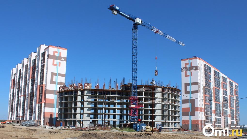 Строительный рекорд: в Новосибирске ввели в эксплуатацию 305 домов
