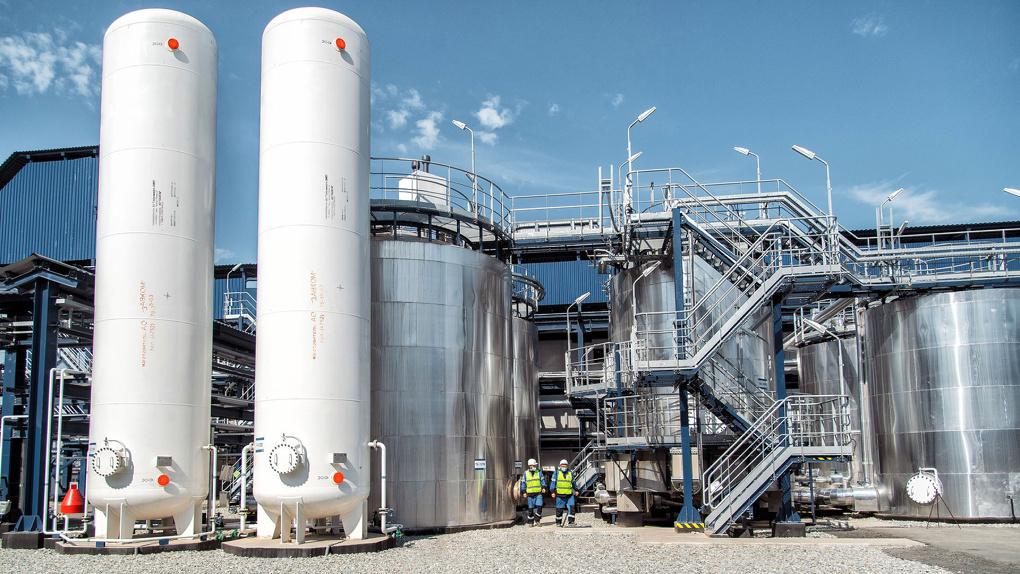 На Омском НПЗ появилась инфраструктура для новых производственных комплексов