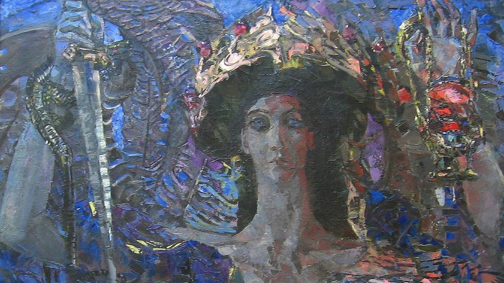 В омском кафе покажут проекции картин Михаила Врубеля
