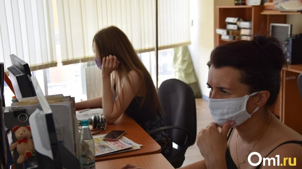 За день до старта голосования число заболевших коронавирусом в Омске продолжает стремительно расти