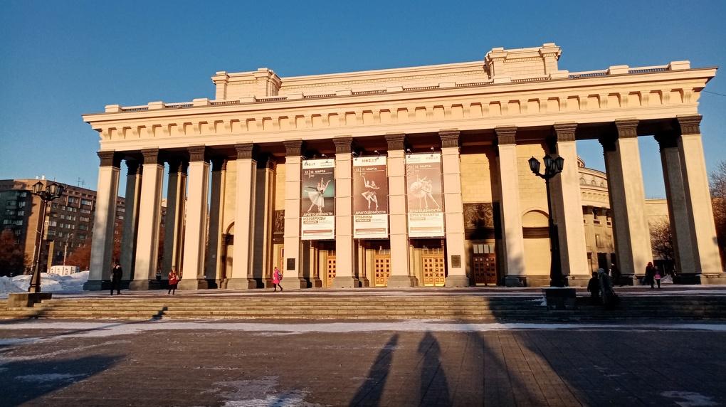 Из-за пандемии доходы Новосибирского оперного театра снизились в пять раз