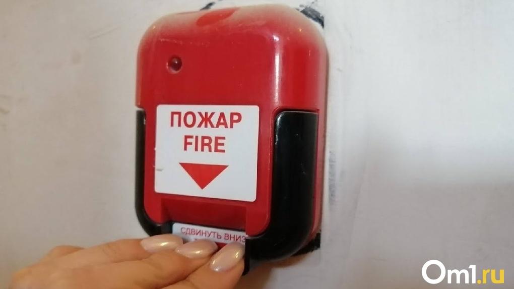 Омичка купила поддельный пожарный извещатель у мошенников