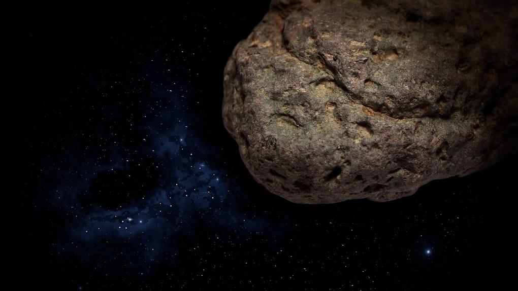 Землю ожидает катастрофа после столкновения с астероидом Апофис