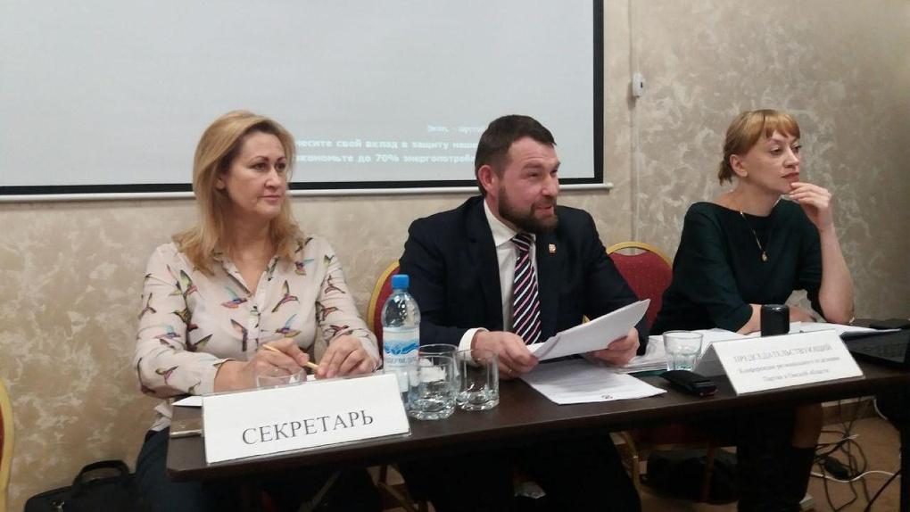 Гуселетов полностью «подмял» под себя региональное отделение «Справедливой России»