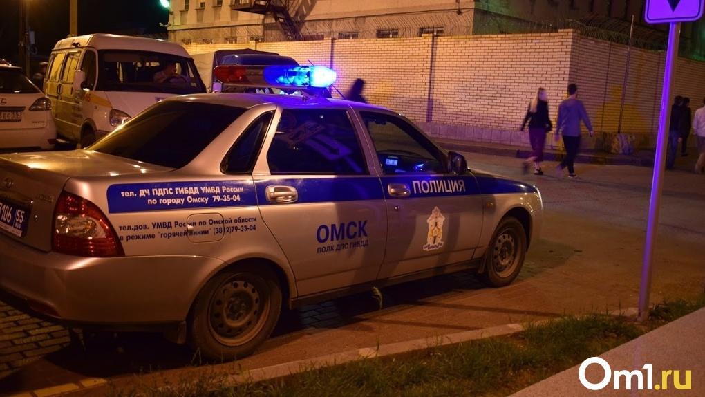 На трассе Омск – Тара насмерть разбился водитель