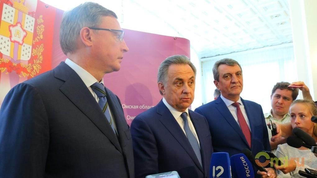 Омск обойдется: Мутко не видит особого смысла достраивать метро, гидроузел и Федоровку