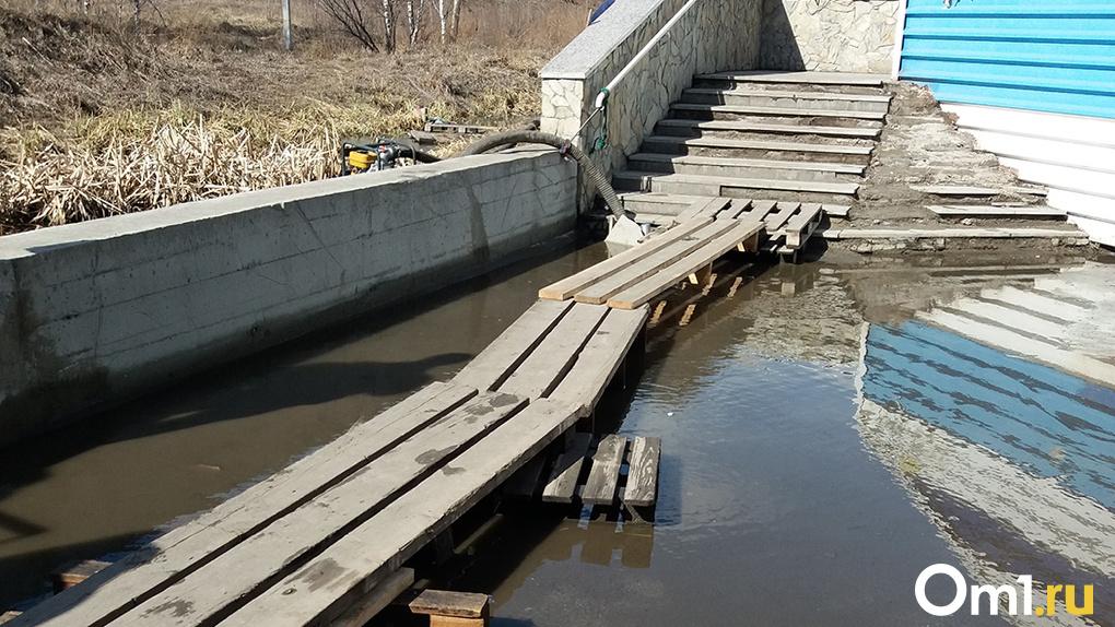 Паводок будет тяжелым: губернатор Новосибирской области приказал готовиться к весеннему половодью