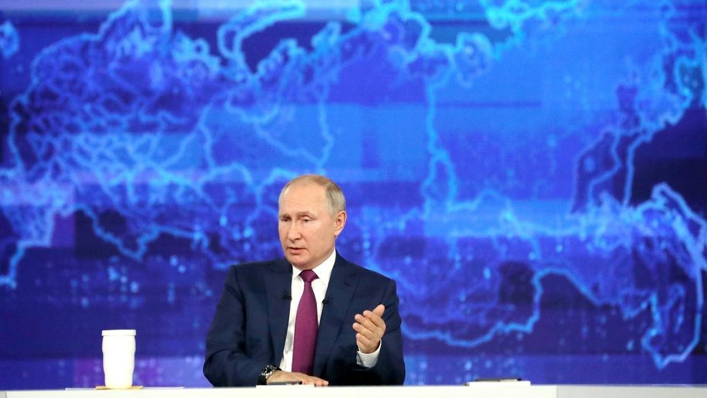 От бабушки ушёл, а от Путина не уйдёшь. Тест по любимой сказке Президента России