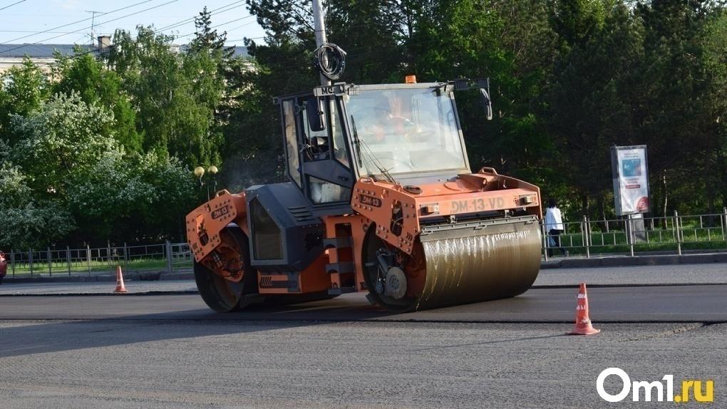 На радость автолюбителям: список 26 дорог в Омске для ремонта на 2021 год