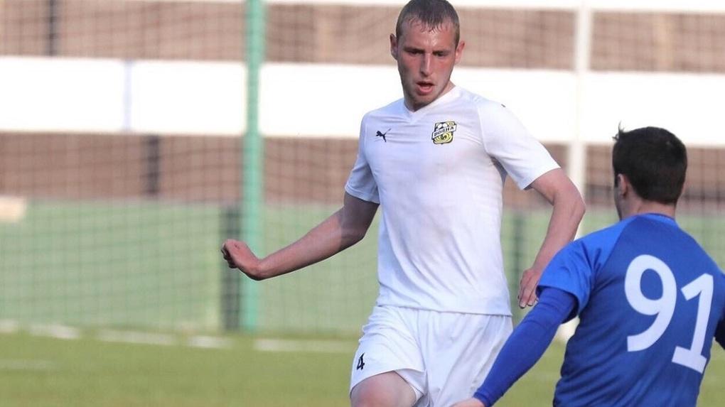 Новосибирского футболиста забрал нижегородский клуб