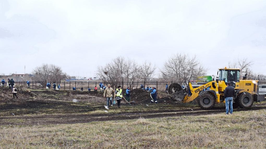 Регоператор выделил муниципалитету бесплатные «мусорные» талоны на субботник