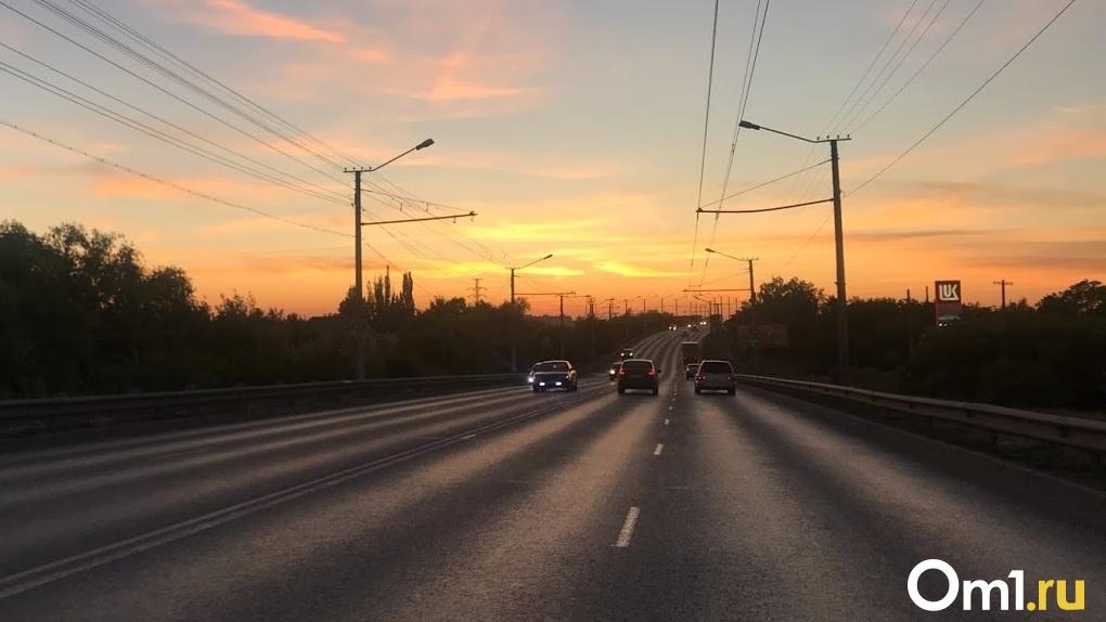 Подрядчикам придется переделывать разметку на омских дорогах
