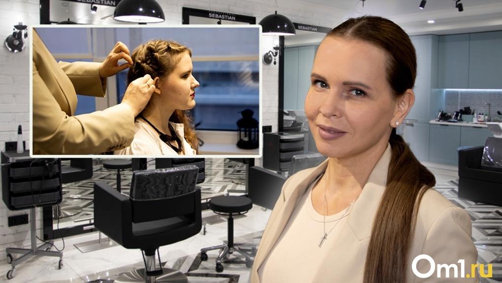 Покорила мир: новосибирский парикмахер международного уровня рассказала историю успеха. ВИДЕОИНТЕРВЬЮ