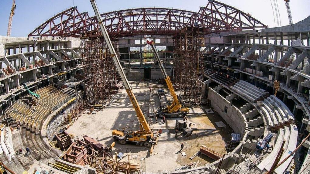 800 млн рублей выделил Мишустин для строительства ледовой арены в Новосибирске