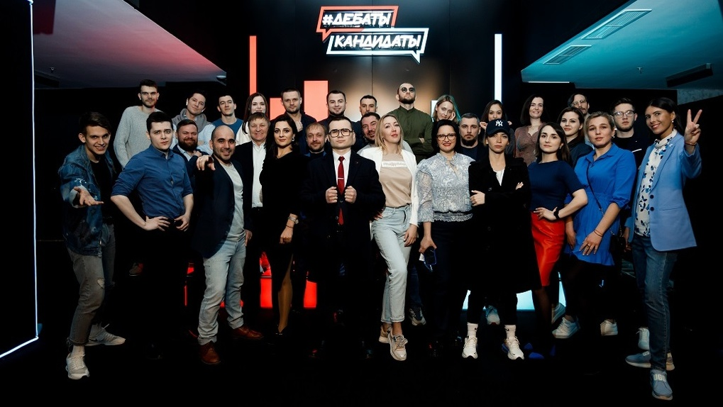 Двое новосибирцев могут стать депутатами Госдумы с помощью реалити-шоу «Новых людей»