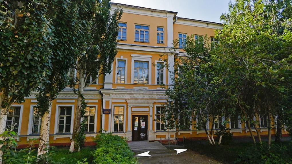 ВОмске за9миллионов рублей отремонтируют фасад старинного здания
