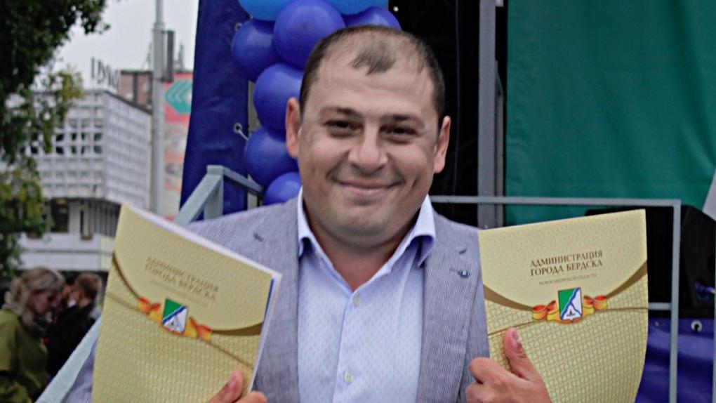 В городе Бердске Новосибирской области уволился генеральный директор РКЦ Рамиз Масимов