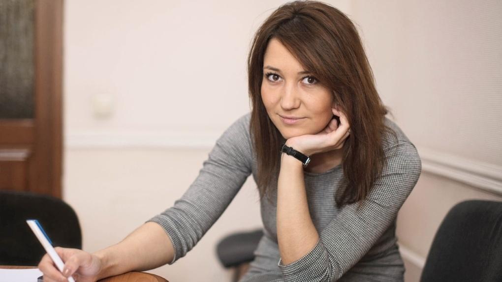 Анастасия Гуливатенко возглавила ГУИП Омской области